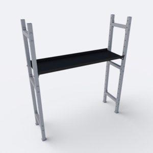 4143 Flat Shelf