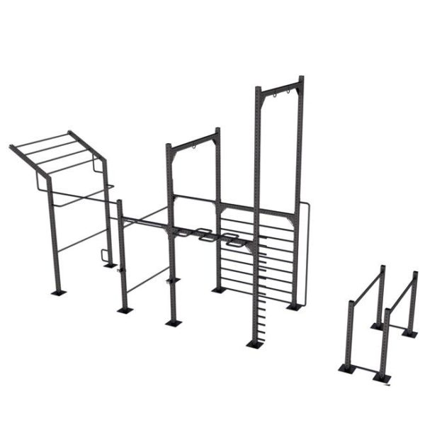 Calisthenics Rack Model 1