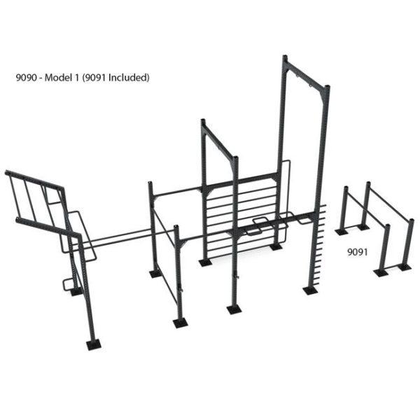 Calisthenics Rack Model 1