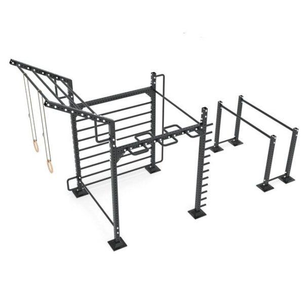 Calisthenics Rack-model-4